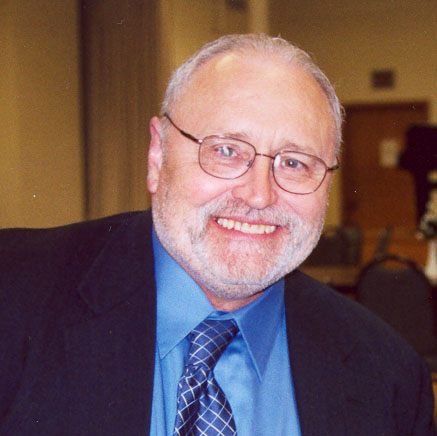 Dr. Dean Kruckenberg, APR, Fellow PRSA, professor, University of North Carolina, director of the Center for Global Relations