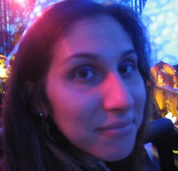 Lauren Vargas, community manager, at Radian6