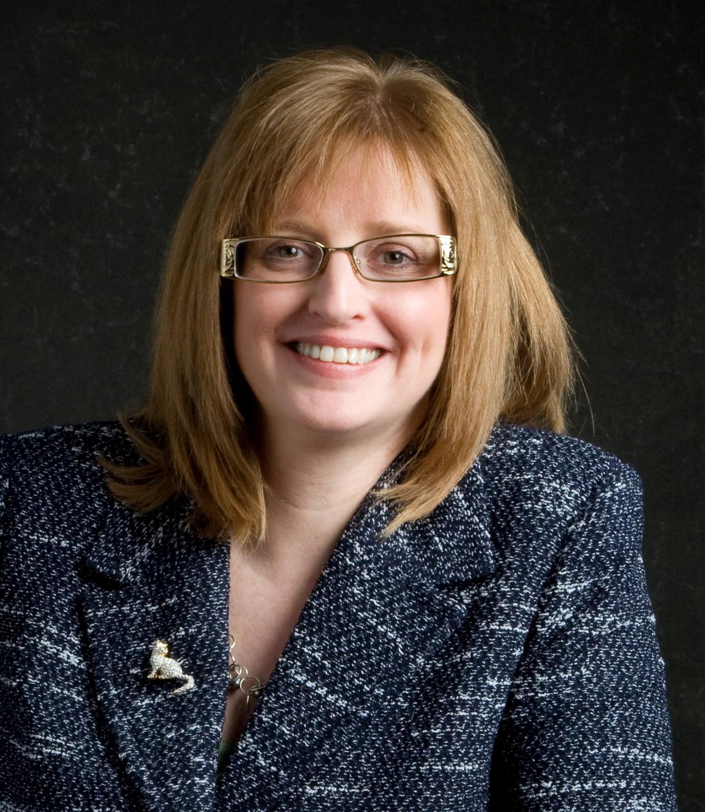 Lea-Ann Germinder, APR, Fellow PRSA, president, Germinder & Associates