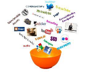 social media bowl mashup