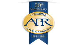 Accredited in Public Relations - 50th Anniversary