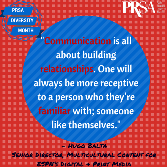Communication is all about building
