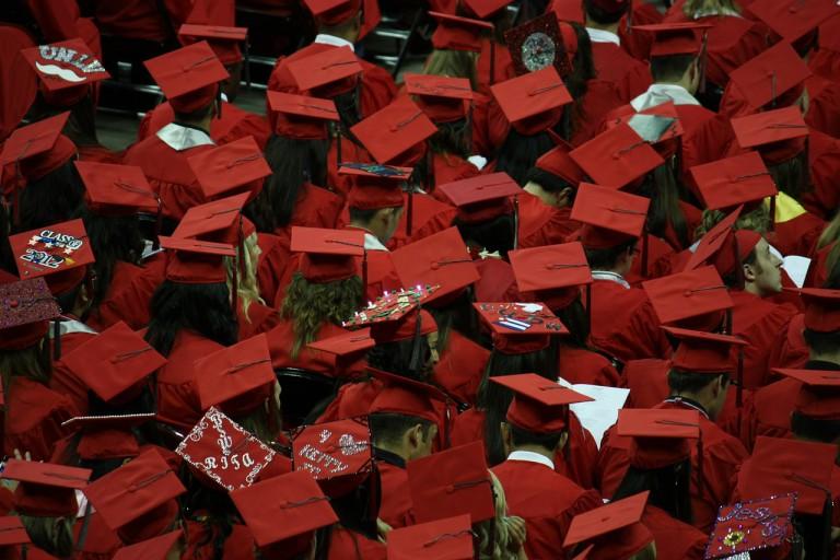 Graduation Day A Transition Tradition Prsay
