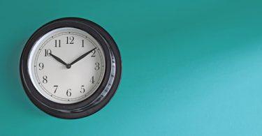 clock shutterstock
