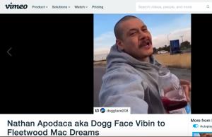 Viral TikTok clip