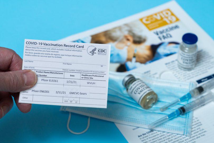 vaccines in West Virginia