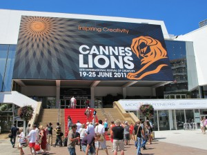 The 2011 Cannes International Festival of Creativity