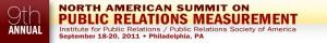 North American Summit on Public Relations Measurement