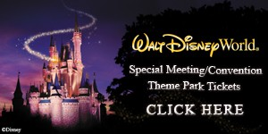 Walt Disney World is offering PRSA 2011 International Conference attendees discounted afternoon tickets to its Theme Parks.