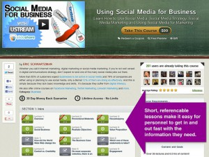 Socia Media Management for Business - Online Course
