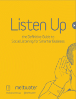 Listen Up! The Definitive Guide to Social Listening for Smarter PR